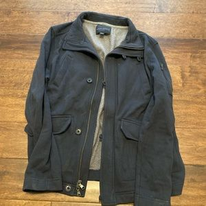 Designer banana republic quilted jacket